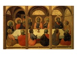 The Last Supper Giclee Print by  Sassetta