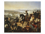 The Battle of Zurich, September 25, 1799, French Victory under Maréchal Masséna Giclee Print by Francois Bouchot