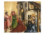 Adoration of the Magi, 1444, from Cathedral of St Peter Giclee Print by Konrad Witz