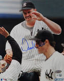 David Wells Perfect Game Carry Off Close Up Vertical Photo