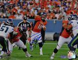Peyton Manning Signed vs Seattle Seahawks Photo