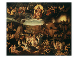 The Last Judgement Giclee Print by Hieronymus Bosch