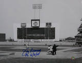 Jim Bunning Autographed Horizontal w/ &quot;PG 6/21/64&quot; Insc. Photo