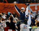 Tony Dungy SB XLI Carry Off Fotografía