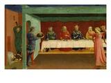 Herod's Banquet Giclee Print by Fra Angelico