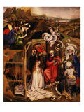 The Nativity Giclee Print by Master of Flemalle 