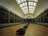 Rubens Gallery, Life of Marie De Medici, 1573-1642, Wife of King Henry IV of France Photographic Print by Sir Peter Paul Rubens