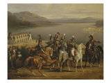 Fighting at Salo, Italy, July 31, 1796, Detail Giclee Print by Hippolyte Lecomte