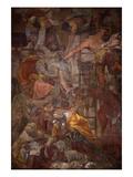 Deposition of Christ, Fresco Giclee Print by Daniele da Volterra Ricciarelli