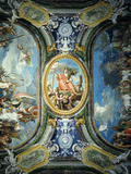Ancient Mythology, Ceiling Frescos, Painted 1772 Photographic Print by Gregorio Lazzarini