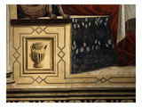 Decoration, from the Last Supper, Fresco C.1444-50 (Detail) Giclee Print by Andrea Del Castagno