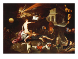 Witchcraft Scene, 17th Century Giclee Print by  Flemish School