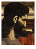 Head of Judas, from the Last Supper, Fresco C.1444-50 (Detail) Giclee Print by Andrea Del Castagno