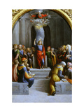 Jesus at the Temple Among the Doctors (Inv 196) Giclee Print by Benvenuto Tisi Da Garofalo