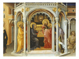 The Presentation at the Temple, 1423 Giclee Print by Gentile Da Fabriano