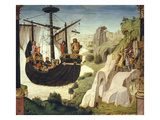 The Argonauts' Ship, Undated Giclee Print by Lorenzo Costa