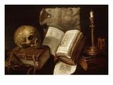 Vanité (Vanitas), 1641 Giclee Print by Damien Lhomme