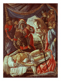 Discovery of Body of Holofernes (Judith Killed Holofernes, General of Nebuchadnezzar) Giclee Print by Sandro Botticelli