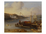 View of the Bosphorus, Undated Giclee Print by Jacob Jacobs