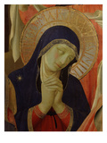 Virgin Mary, from Deposition of Christ, 1435, from Holy Trinity Altarpiece (Detail) Giclee Print by  Fra Angelico