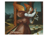 Archangel Gabriel, the Annunciation, C. 1530, Detail Giclee Print by  Flemish School