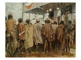 Colonial Life in Madagascar, 1904 Giclee Print by Rajesy