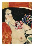 Judith, 1909 Giclee Print by Gustav Klimt