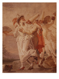 Carnival Giclee Print by Giambattista Tiepolo