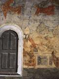 Christ's Deposition in the Sepulchre, Fresco C.1444-50 Fotografisk tryk af Andrea Del Castagno