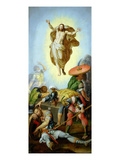 The Resurrection, 16th Century (Inv 990) Giclee Print by  Flemish School