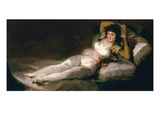 La Maja Vestida, the Clothed Maja, 1800-08 Giclee Print by Francisco de Goya