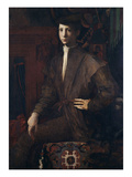 Portrait of a Young Man, after 1516 Giclee Print by Rosso Fiorentino (Battista di Jacopo)