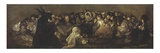 The Witches Sabbath, 1819-23, Black Painting Giclee Print by Francisco de Goya