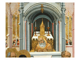 High Priest of the Temple of Jerusalem, Presentation of Mary at the Temple Giclee Print by Jaime Ferrer