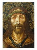 The Holy Face, Christ Suffering, 1515-25, from Vic Cathedral Giclee Print by Joan Gasco