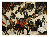 The Massacre of the Innocents (Detail) Giclee Print by Pieter Brueghel the Younger