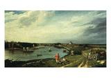 Lake Lagoda, Russia, 1833 Giclee Print by Peter Esimovic Zabolotskii