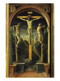 The Three Crosses Giclee Print by Vincenzo Foppa
