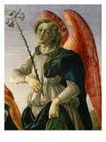 Gabriel, from Tobias and the Three Archangels (Detail) Giclee Print by Francesco Botticini
