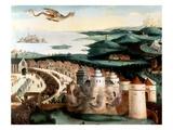 Arrival of Henry VIII 1491-1547 Giclee Print by Friedrich Bouterwerk