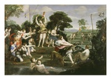 Diana's Hunt Giclee Print by Domenichino