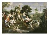 Diana's Hunt Lámina giclée por  Domenichino
