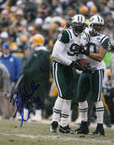 Bobby Hamilton New York Jets Autographed Photo (Hand Signed Collectable) Fotografía