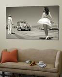 Pontiac Woody Station Wagon Prints by Dmitry Popov
