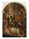 The Ascent to Calvary, C. 1506 Giclee Print by Marx Reichlich