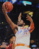 Scoop Jardine Syracuse White Jersey Autographed Photo (Hand Signed Collectable) Photographie