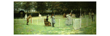 The Game of Tennis, 1885 Giclee Print by Sir John Lavery