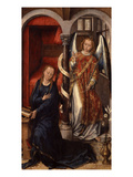 The Annunciation Giclee Print by Vrancke van der Stockt