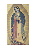 The Virgin of Guadalupe, 18th Century, Santo Domingo Church, Oaxaca, Mexico Giclee Print