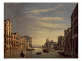 Grand Canal, Venice, Italy Giclee Print by Luigi Querena